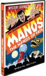 Jaquette Mystery Science Theater 3000 - Manos: Hands of Fate