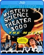 Jaquette Mystery Science Theater 3000: The Movie (BluRay/DVD Combo)