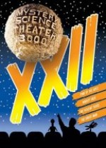 Jaquette Mystery Science Theater 3000: Volume XXII