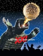 Jaquette Mystery Science Theater 3000: Xxi - MST3K vs. Gamera