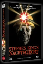 Jaquette Nachtschicht - Cover A EPUISE/OUT OF PRINT