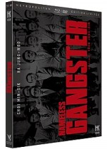 Jaquette Nameless Gangster (Combo Blu-ray + DVD - Édition Limitée)