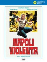 Jaquette Napoli Violenta EPUISE/OUT OF PRINT