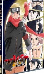 Jaquette Naruto - Le Film : The Last