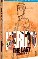 Jaquette Naruto - Le Film : The Last (Combo Blu-ray + DVD)