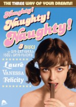 Jaquette Naughty! Naughty! Naughty! EPUISE/OUT OF PRINT