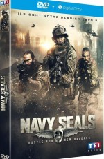 Jaquette Navy Seals: Battle for New Orleans