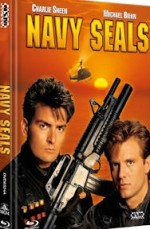 Jaquette Navy Seals (Blu-Ray+DVD)  - Cover A