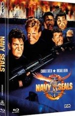 Jaquette Navy Seals (Blu-Ray+DVD)  - Cover C