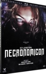 Jaquette Necronomicon (�dition Limit�e)