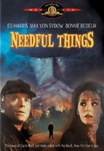 Jaquette Needful Things (widescreen)