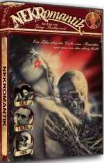 Jaquette Nekromantik (Limited hardbox edition) EPUISE/OUT OF PRINT