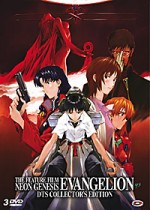 Jaquette Neon Genesis Evangelion - The Feature Film