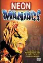Jaquette NEON MANIACS