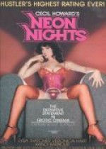 Jaquette Neon Nights EPUISE/OUT OF PRINT