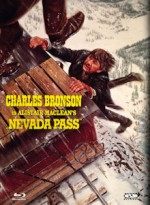 Jaquette Nevada Pass (Blu-ray + DVD) - Cover A