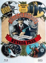 Jaquette Nevada Pass (Blu-ray + DVD) - Cover B