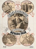 Jaquette Nevada Pass (Blu-ray + DVD) - Cover C