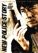 Jaquette New Police Story Edition Collector Limit�e 2 dvd