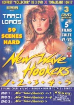 Jaquette New Wave Hookers EPUISE/OUT OF PRINT