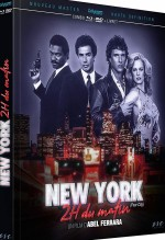 Jaquette New York - 2h Du Matin (édition Collector Blu-ray + DVD + Livret)