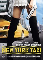 Jaquette New York Taxi