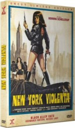 Jaquette New York Violenta (Cover B)