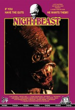 Jaquette Night Beast (Little Hardbox Cover A)