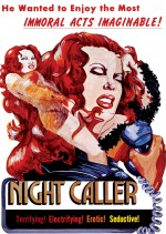 Jaquette Night Caller