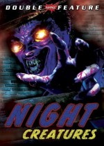 Jaquette Night Creatures: Feral Man & Ghoul School