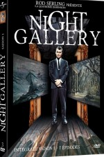 Jaquette Night Gallery - Int�grale Saison 1