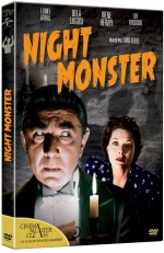Jaquette Night Monster