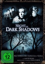 Jaquette Night of Dark Shadows