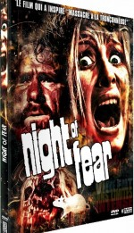 Jaquette Night of Fear