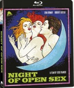 Jaquette Night of Open Sex