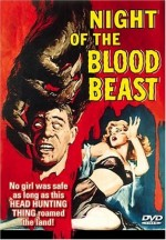 Jaquette NIGHT OF THE BLOOD BEAST