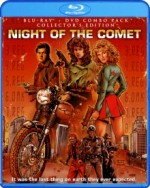 Jaquette Night of the Comet (BluRay/DVD Combo)