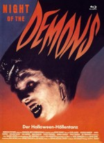 Jaquette Night of the Demons (Blu-Ray+DVD) - Cover A