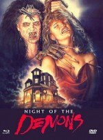 Jaquette Night of the Demons (Blu-Ray+DVD) - Cover B