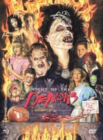 Jaquette Night of the Demons (Blu-Ray+DVD) - Cover D
