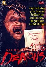 Jaquette NIGHT OF THE DEMONS TRILOGY
