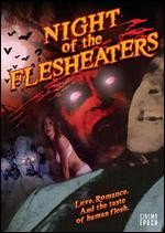 Jaquette Night of the Flesheaters