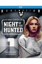 Jaquette Night of the Hunted