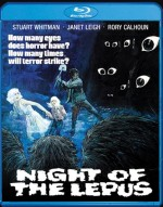 Jaquette Night of the Lepus