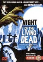 Jaquette Night of the Living Dead