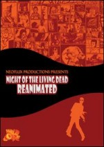 Jaquette Night of the Living Dead: Reanimated