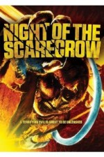 Jaquette Night of the Scarecrow