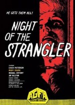Jaquette Night of the Strangler