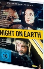 Jaquette Night on Earth