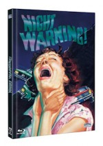 Jaquette Night Warning (Blu-ray + DVD) - Cover A